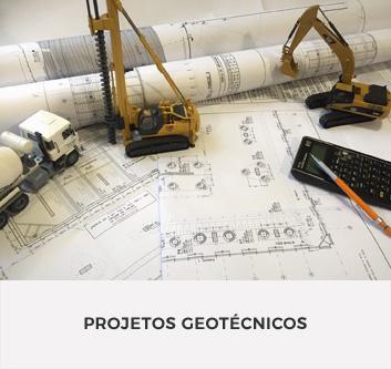Projetos Geotécnicos