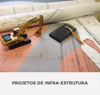 Projetos de Infra Estrutura